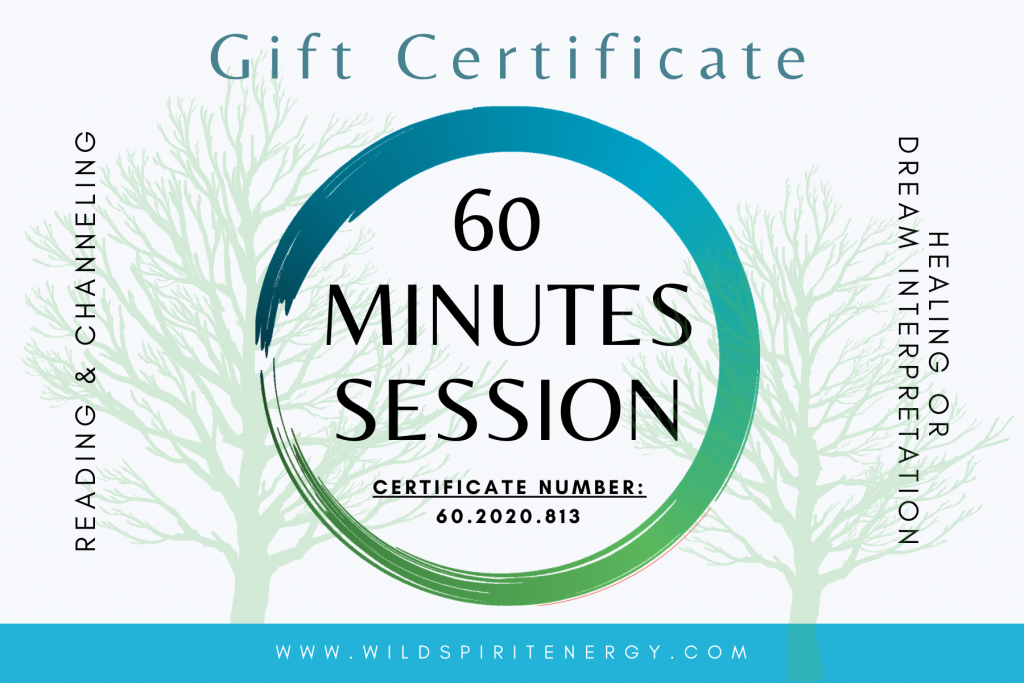 60 minutes session