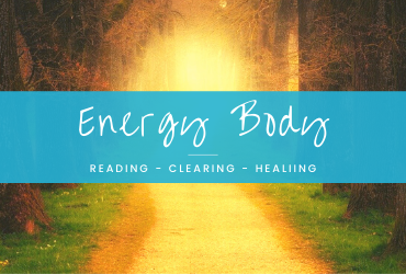Reading, clearing, healing